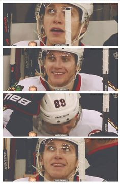 i never appreciated this gif set as much as i should have. Chicago Blackhawks Players, Blackhawks Hockey, Hockey Players, Kings Hockey, Stars Hockey, Hockey Baby, Hockey Girls, Hockey Quotes, Pittsburgh Penguins Hockey