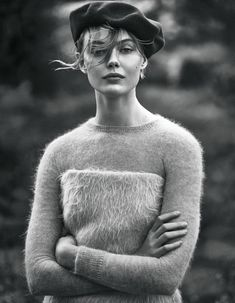 visual optimism; fashion editorials, shows, campaigns & more!: dagdrömmare: frida gustavsson by andreas sjödin for elle sweden august 2015
