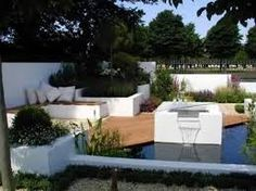 contemporary garden ideas - Google Search
