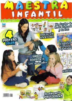 Revista Maestra Infantil Nº 43 2007 - Srta Lalyta - Álbuns Web Picasa