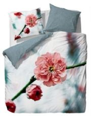 Fenne dekbedovertrek 100% #katoen #satijn | Fenne housse de couette | Fenne duvet cover #flowers 100% #cotton #satin