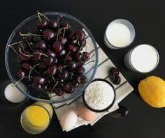 Vláčný francouzský třešňový koláč clafoutis - VIDEO návod   FreshBites.