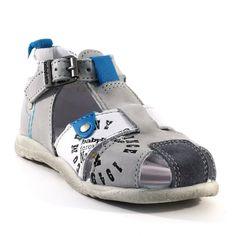 0548A BABYBOTTE GREGOR GRIS La Bande à Lazare Grenoble, spécialiste de la chaussure enfant et femme collection printemps été 2014 www.labandealazare.com