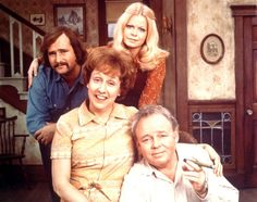 Stapleton, Edith Bunker on 'All in the Family,' dies All in the Family. What an awesome show. Few programs, especially comedies, have had as big an impact as this show did.Stapleton Stapleton may refer to: Family Tv, All In The Family, Family Theme, Beatles, Mejores Series Tv, Nostalgia, Childhood Tv Shows, Radios, Old Shows