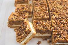 Zatím k tomu nemám co říct. Czech Desserts, Baking Recipes, Cake Recipes, Sweet Cooking, Czech Recipes, Food Platters, Sweet And Salty, Dessert Bars, Sweet Recipes
