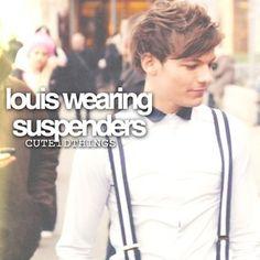 I miss his suspenders :)