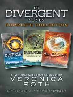 140 best overdrive ebooks images on pinterest baby books comic divergent series by veronica roth fandeluxe Gallery