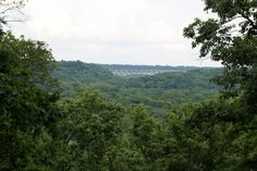 Fort Ancient Overlook - in Oregonia, OH