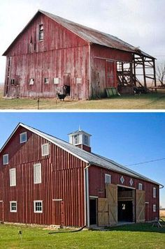 Before and after: 6 restored barns | Living the Country Life