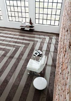 Homeplaza - Teppichbodenmodule setzen farbige Akzente im Raum - Tausend kreative Möglichkeiten