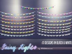 Fairy Lights | Welcome to AKISIMA – free downloads with <3