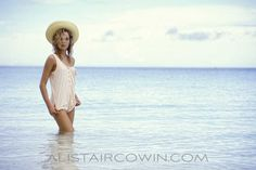 Shot for model's Portfolio in Key West, Florida