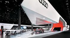 EXHIBITOR magazine - Article: 24th Annual Exhibit Design Awards: Audi Bahn, May 2010