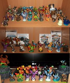 Skylanders Collection by sinako777