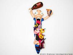 """NailGurl: Nail Art Blog: Holiday Inspired Nail Art: Ode To """"Holiday"""" Leftov..."""