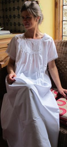 Grace Lawn Nightdress. Grace. Tuttabankem 62e6c410a