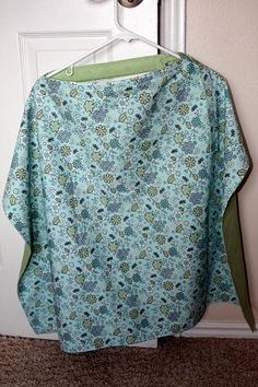 {Sewing} Make Your Own Modest Mommy Nursing Cover, from Vanilla Joy