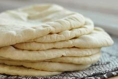 Nothing Beats Fresh, Homemade Pita Bread  - Recipes