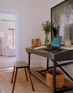 Ina Garten - desk favorite-places-and-spaces
