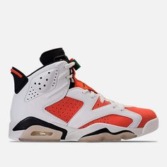 best sneakers 56045 b3125 Men s Air Jordan Retro 6 Basketball Shoes