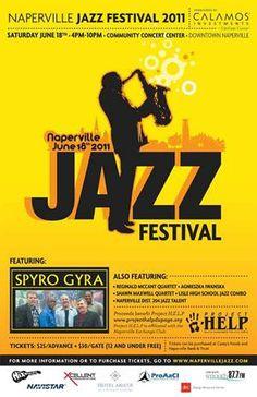 Naperville Jazz Festival 2011