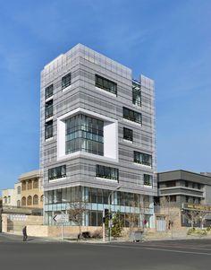 White Office Building,© Farshad Kazerooni - Azin Soltani