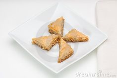 Chocolate-Cherry Phylio Triangles made with Sugar In The Raw® Raw Food Recipes, Snack Recipes, Raw Desserts, Chocolate Cherry, Brownie Recipes, Recipe Using, Sweet Treats, Triangles, Yummy Food