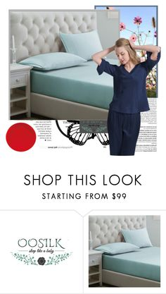 """""""OOSILK 14"""" by dina-55 ❤ liked on Polyvore featuring Balmain"""