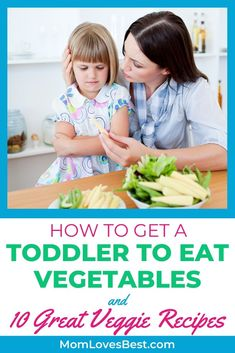 How to Get a Toddler to Eat Vegetables and 10 Great Veggie Recipes Need some inspiration on how to get your toddler to eat vegetables? Our tips and tricks will help you win this battle. Toddler School, Toddler Meals, Toddler Activities, Kids Meals, Toddler Food, Baby Feeding Chart, Baby Feeding Schedule, Toddler Vegetables, Eating Vegetables
