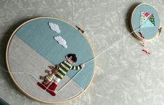 Handmade: handmade sewing, felt & canvas + lots of creativity