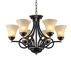 LNC 6 Lights Antique Finish Chandeliers Glass Shade Lighting ( Bulb Not Included ) LNC http://www.amazon.com/dp/B018K8SCKS/ref=cm_sw_r_pi_dp_0LAWwb1H8E6J2
