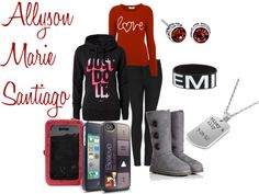 """""""Untitled #49"""" by allyson-marie on Polyvore"""