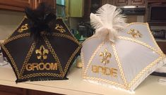 Second Line Umbrellas Large Super Fancy by Empress16 on Etsy
