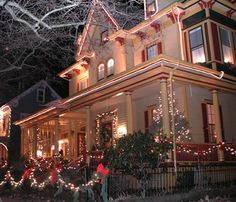 Christmas outside decorations pictures | Outdoor Decorating Ideas : home decor