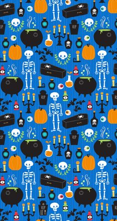Halloween wallpaper as requested! Holiday Wallpaper, Halloween Wallpaper Iphone, Wallpaper Iphone Disney, Fall Wallpaper, Halloween Backgrounds, Cellphone Wallpaper, Wallpaper Backgrounds, Halloween Canvas, Cute Halloween