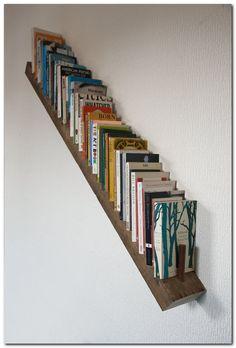 Amazing and Crazy Bookshelf (48) - The Urban Interior