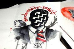 Небольшой флешсэт по Twin Peaks   Татуировки, эскизы и тату-мастера России, Украины, Беларуси и из всего бывшего СССР