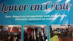 """liliadoter: """" 8º congresso louvor em Cristo da Igreja Pentecostal Doutrina de Deus na QR 423 venham participar e receber a sua bênção """" Será nos dia 25,26 e 27 de novembro"""