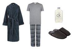 """MALE Decadence sleep wear"" by decadentme on Polyvore featuring Just Sheepskin, Emporio Armani, GANT, Dolce&Gabbana, Calvin Klein, men's fashion and menswear"