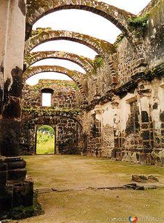 Templo de la Virgen del Rosario, San Blas, Nayarit, México.