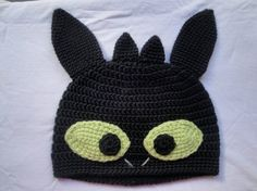Toothless the Dragon Hat