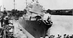 The Tragedy of the Destroyer USS Leopold