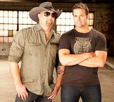 Eddie Montgomery and Troy Gentry