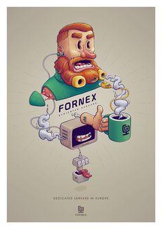 Character Сoder   FORNEX by VET ORSO (Dnipropetrovsk, Ukraine)
