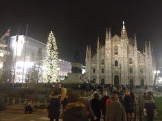 Natale 2014 duomo #milano #milan #italy