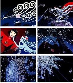 The Little Mermaid (Русалочка, Rusalochka), directed by Ivan Aksenchuk, Russia, 1968 Andersen's Fairy Tales, Disney Artists, Over The Hill, Merfolk, Retelling, The Little Mermaid, Cool Photos, Childhood, Artsy