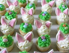 Rose Bakes   12 Fun and Delicious Easter Treats and Desserts   http://rosebakes.com