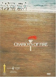 `1981 Chariots of Fire  great movie....and music from Vangelis....this is worth seeing a number of times...it is often on TV around the time of the olympics..