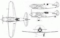 Истребитель И-28 СССР