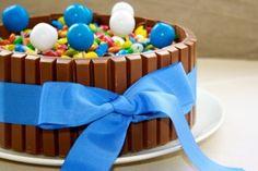 Pastel de Cumpleaños para Mario